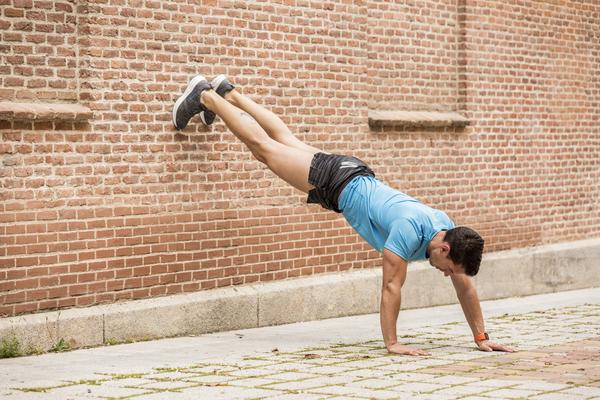 Yo entreno en casa / Día 10 : Core vertical