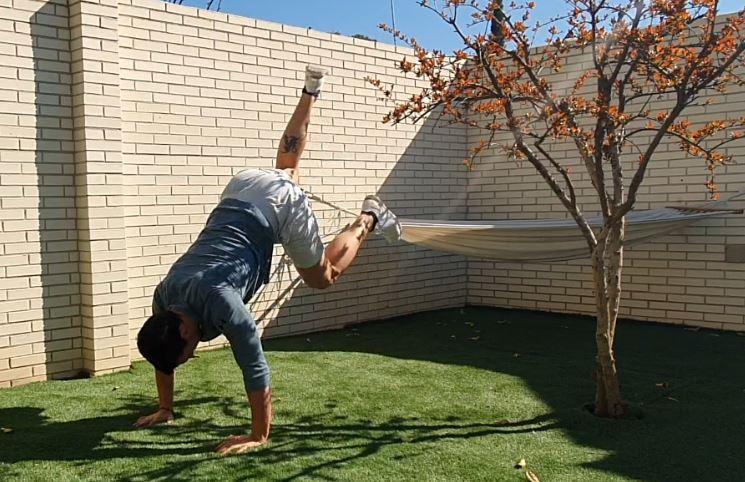 Yo entreno en casa / Día 14, trabaja con tu propio cuerpo